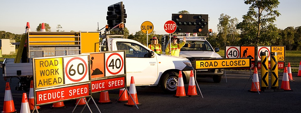 Traffic Control Sunshine Coast