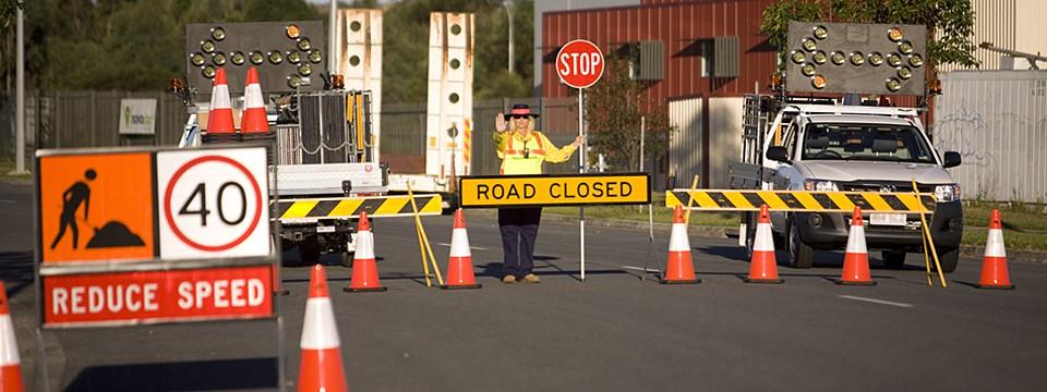 Traffic Control Training Brisbane
