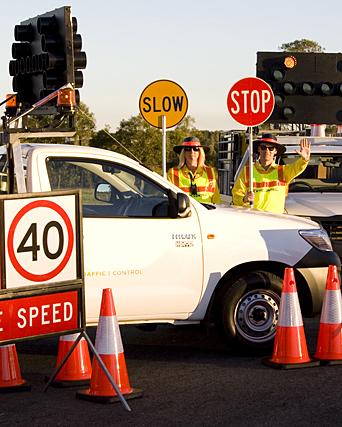 Traffic Control Course Brisbane
